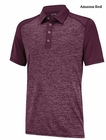 Adidas Golf- Puremotion Heather Block Polo