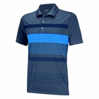 Adidas Golf- Puremotion Heather Merchant Polo