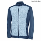 Adidas Golf- Spacedye Block Full Zip Jacket