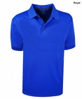 Adidas Golf- Boys Solid Polo