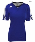 Adidas- Ladies Short Sleeve Climacool Knit Jersey