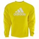 Adidas - Trainer Fleece Mens Crew Sweatshirt