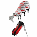 Alien Golf- Hyperion Complete Set With Bag Graph/Steel