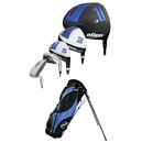 Alien Golf- Ladies AG5 Complete Set With Bag Graph/Steel