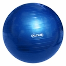 Altus - 55cm 600 lb Body Ball w/DVD Metallic Blue 1219-001