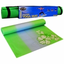 "Altus - Flowers Yoga Mat w/Carry Strap 24"" X 68"""