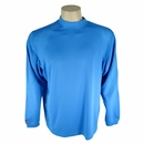 Antigua Golf - Desert Dry L/S Tech Mock Shirt  **Small-Red Only!**