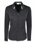 Ashworth Golf- Ladies Performance EZ-SOF Full Zip French Terry Jacket