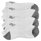 Ashworth Golf Mens Low Cut Socks 2-Pack
