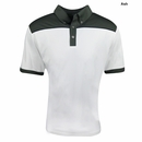 Ashworth Golf- Performance Blocked Stretch Pique Polo