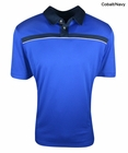 Ashworth Golf- Performance Engineer Chest Stripe Polo