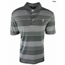 Ashworth Golf - Performance Pro Tour Logo EZ-Tech Stripe Polo