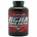 Axis Labs - BCAA Ethyl Ester Muscle Builder 180 caps