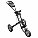 Back Nine - 3-Wheel Golf Push Cart