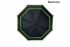"Bag Boy- 62"" Modern Telescoping Wind Vent Umbrella"