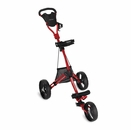 Bag Boy Golf - Express DLX Three Wheel Push Cart