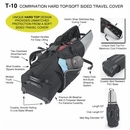 Bag Boy Golf T-10 Golf Travel Case