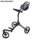 Bag Boy Golf- Tri Swivel II Cart Push Cart