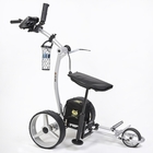 Bat-Caddy X4R Lithium Remote Control Electric Golf Caddy