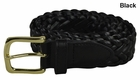Beverly Hills Polo Club- 30MM Braided Belt