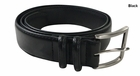 Beverly Hills Polo Club- Burnished Feather Edge Belt