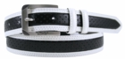 Beverly Hills Polo Club - Feather Edge Leather Belt