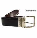 Beverly Hills Polo Club- Nappa Twist Reversible Belt