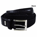 Beverly Hills Polo Club - Waxed Cotton Braid Golf Belt