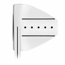 Bionik Golf- 207 White Nano Mallet Putter (Head Only)