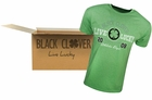 Black Clover Golf BC Athletic Dept T-Shirt *Open Box*