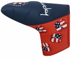 Black Clover Golf- Limited Edition American Series Blade Putter Cover