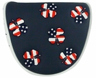 Black Clover Golf- Limited Edition American Series Mallet Putter Cover