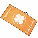 Black Clover Golf- Microfiber Players Towel