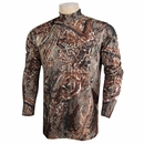 Boo Weekley Mossy Oak F-Dry Long Sleeve Mock
