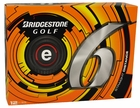 Bridgestone 2013 e6 Golf Balls