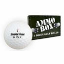 Bridgestone Golf- e6 Mint Used/Recycled Ammo Box Golf Balls *3-Dozen*