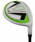 Bullet Golf- .444 Hi Loft Fairway Wood