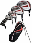 Bullet Golf- LH .444 Complete Set With Bag Graph/Steel (Left Handed)