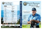 Butch Harmon- About Golf DVD Presented By Titleist (2-DISC)