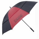 Cadie Golf- 62 Inch Double Canopy Umbrella