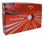 Callaway- Chrome Soft Golf Balls