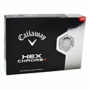 Callaway Golf- HEX Chrome+ Golf Balls
