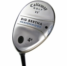 Callaway Golf- Ladies LH Big Bertha HeavenWood Hybrid (Left Handed)
