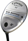 Callaway Golf- LH Ladies Big Bertha HeavenWood Hybrid (Left Handed)