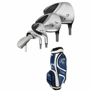 Callaway Golf- Ladies Solaire 9-Piece Complete Set W/Bag