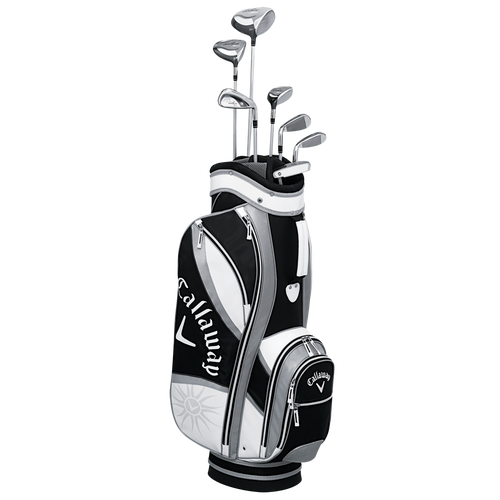 Callaway Solaire Gems 8-Piece Complete Set With Bag by ... Callaway Golf Club Set