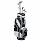 Callaway Golf Ladies Solaire Gems 8-Piece Complete Set With Bag