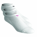 Callaway Golf- Ladies Sport Series Ultralow Cut Socks Assorted 3-Pack