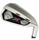 Callaway Golf - Ladies X Hot Irons 5-PW/AW/SW Graphite