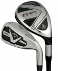 Callaway Golf- LH Edge Hybrid Irons Graphite/Steel (Left Handed)